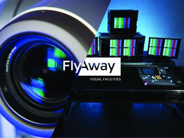 Fly Away - Visual Facilities - Brand Design